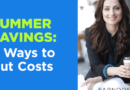 9 Ways to Cut Costs
